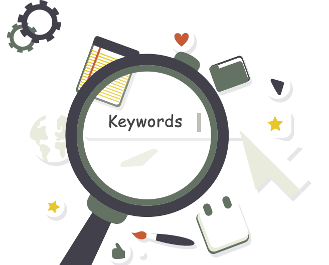 seo services keywords